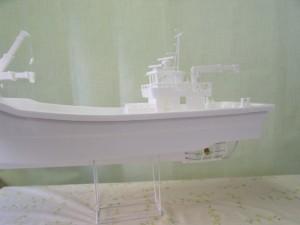 定置船プロペラガード